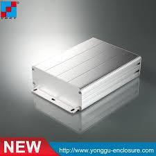 china oem aluminum cable tv junction outdoor case for extrusion enclosure china aluminum oem electronics housing aluminum oem enclosure