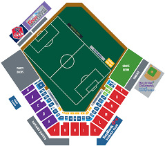 Five County Stadium Seating Chart Cheney Stadium Home Of The Tacoma Defiance