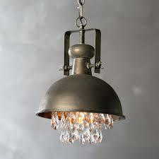 kalalou lighting large metal pendant lamp solid brass amsterdam festival
