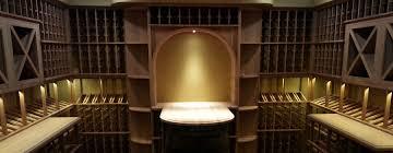 Wine Cellar Pictures Boston Wine Cellar Design Handcrafted Custom Wine Cellars