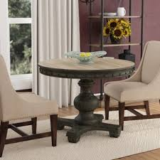 round dining room table images. nadine round dining table room images