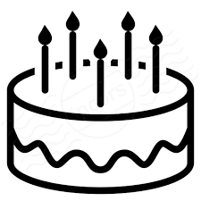 Cakes Png Black And White Transparent Cakes Black And Whitepng