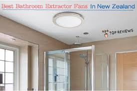 the 13 best bathroom extractor fans in