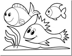 Coloring Pictures For Preschoolers Free Coloring Library