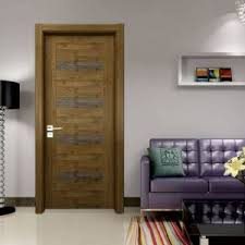 contemporary interior doors. Modern Exterior And Inside Door With Wooden Color Contemporary Interior Doors