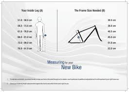 Bicycle Size Chart Avon Cycles Bike Size Chart Bike Frame Sizes