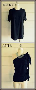 Diy T Shirt Designs Pinterest Make Amazing Tops Blouses With These 20 Simple Diy Ideas