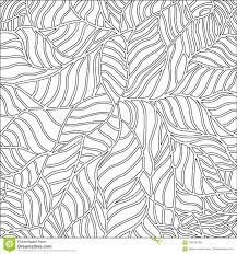 White Pattern With Abstract Waves ...