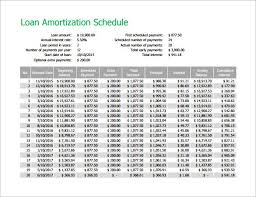 download amortization schedule amortization schedule templates find word templates