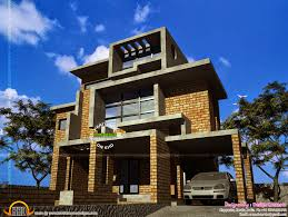 brick home designs ideas. brick house design in kerala home designs ideas