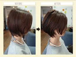 美容師解説前上がりボブショート髪型をオーダーする前に注意したいこと