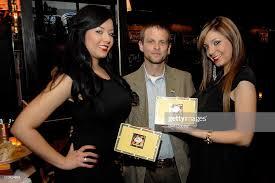 Adriana Caicedo, Christopher Lenzo and Carolina Etheverri attend the...  News Photo - Getty Images