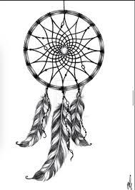 Dream Catcher Outline Atrapasueños tatuaje Pinterest 99