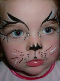 kitty cat face painting ideas all face painting body painting and special effects