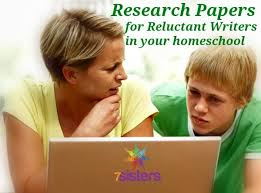 help my reluctant writer can t do a homeschool research paper my reluctant writer can t do a homeschool research paper