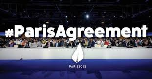 Image result for image of paris climate change agreement