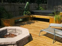 deck patio with fire pit. Brilliant Pit Deck Patio With Fire Pit Photo  7 Intended I