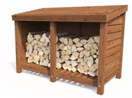Image is loading Wood-Store-Log-Storage-Outdoor-Firewood-Wooden-Kindling-