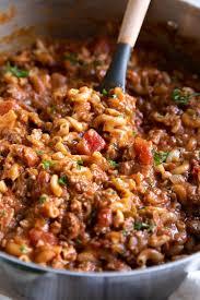 american goulash recipe one pot the