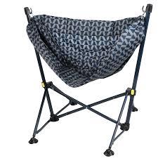 Ozark Trail Steel <b>Folding</b> Hammock <b>Chair</b> with Padded <b>Seat</b> ...