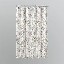 pink shower curtains. Spin Prod Hei 64 Wid Qlt 50 Home Solutions Emily Pink Floral Shower Curtain Curtains