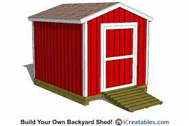 metric shed plans metric dimension
