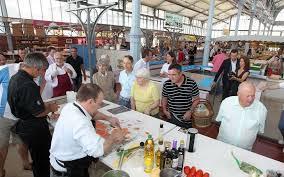 Des Cours De Cuisine En Direct Des Halles Dangoulême Charente