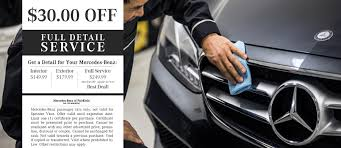 Coupon not valid with any other special offers. Auto Service Specials Mercedes Benz Repair Specials Near Me