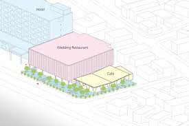 Wedding Diagram Gallery Of Kontum Indochine Wedding Hall Vtn Architects 24