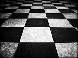 Amazing Black White Checkered Floor Tile Ideas