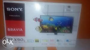 sony tv 30 inch. led tv 30inch sony bravia box pack one year warrnty 30 inch i