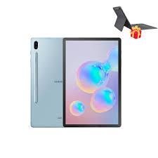 Máy tính bảng Samsung Galaxy Tab S6 10.5 ( 128GB/6GB) Tặng kèm Bao da kiêm  bàn phím - Hàng Chính Hãng - Đã Kích Hoạt Bảo Hành Điện Tử - Máy tính bảng