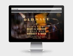 Website Design Seattle Wa The Old Sage Website Shipwreck Design