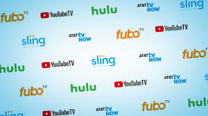 Streaming Tv Comparison Chart Best Tv Streaming Services For Cord Cutters Slingtv Vs