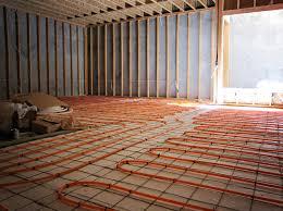 modern innovation radiant floor