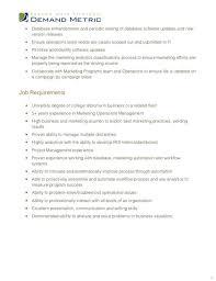 Operations Director Job Description Practical Pics Retail Manager ...