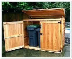 garbage can enclosure trash storage bin trash can storage bins garbage can storage kitchen trash storage bin outdoor storage bin for garbage cans outdoor