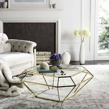 coffee tables color gold