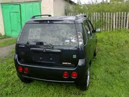 2001 Suzuki Chevrolet Cruze Pictures, 1.3l., Gasoline, FF ...