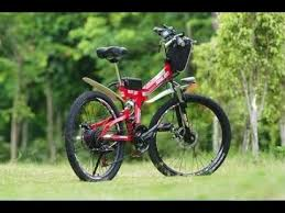Review Singkat Sepeda Listrik <b>SMLRO MX300</b> - YouTube