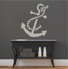 Small Picture Anchor Wall Decal Trendy Wall Designs