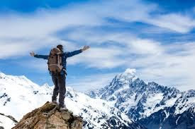 موفقیت حرکت به سوی قله ها