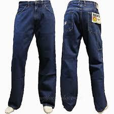 Ben Davis Size Chart Mens Ben Davis Carpenter Pants Washed Indigo Denim Jeans 778 Work Pants Ebay