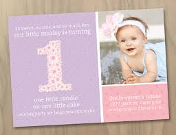 little party invitations