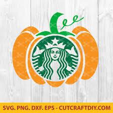 Please see previews of the words below. Starbucks Pumpkin Monogram Svg Cut Files Starbucks Halloween Svg