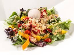 King Crab Delight Salad « Fuji Japanese ...