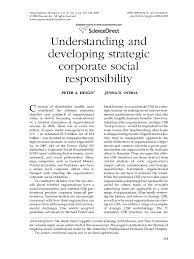 csr essay corporate social responsibility making the most of  csr essay