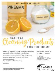 diy natural series natural cleaning products for the home