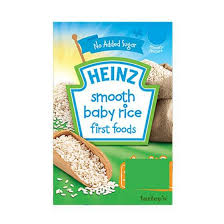 Heinz Farleys Heinz First Timer Pure Baby Rice