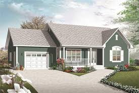 126 1070 2 bedroom 1113 sq ft country home plan 126 1070 main